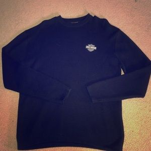 Harley Davison men's sweater.